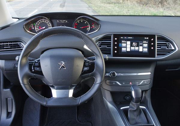 Biltest: Peugeot 308 SW Allure 2,0 BlueHDi EAT6 - Prøvekørsel - Bilanmeldelse - test ...
