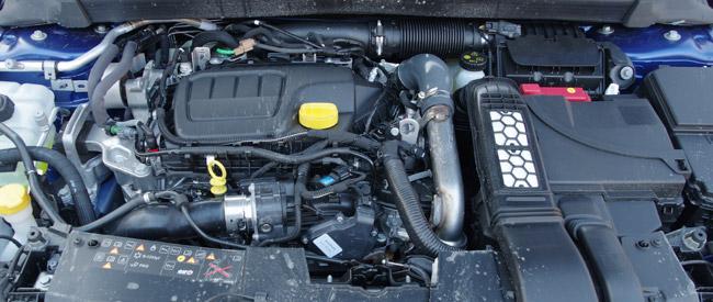 benzin i dieselmotor