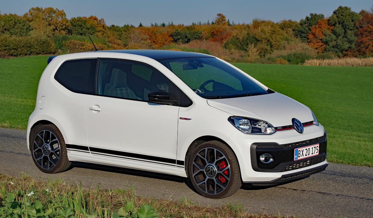 Lækker Biltest: Volkswagen up! GTI - Prøvekørsel - Bilanmeldelse - test XR-94