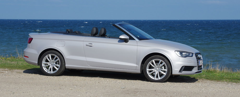biltest audi a3 cabriolet 1 4 tfsi s tronic ambiente. Black Bedroom Furniture Sets. Home Design Ideas