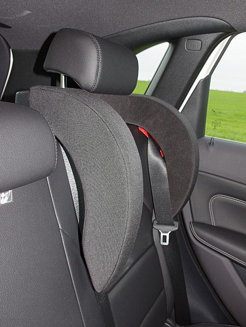 Moderigtigt Biltest: Mercedes B 160 CDI - prøvekørsel - bilanmeldelse - test OR42