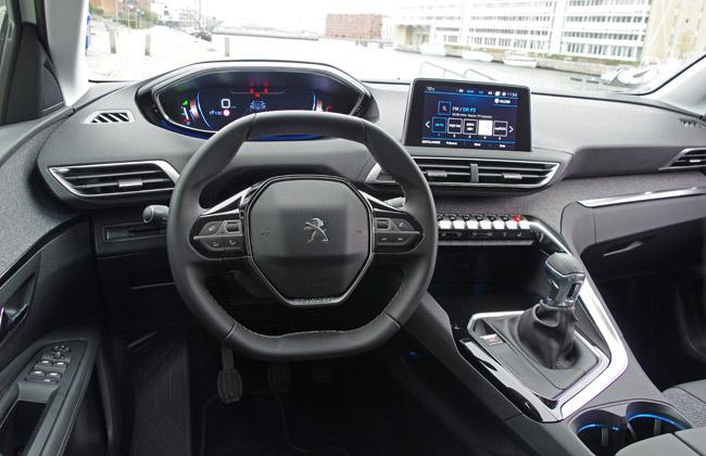 First World Test: Peugeot 3008 - Biltest - Prøvekørsel - Bilanmeldelse - test - anmeldelse ...