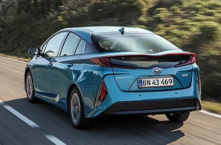 hybrid biler 2018