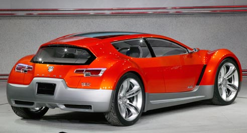 Smuk 2008 Chrysler i Detroit VL-69