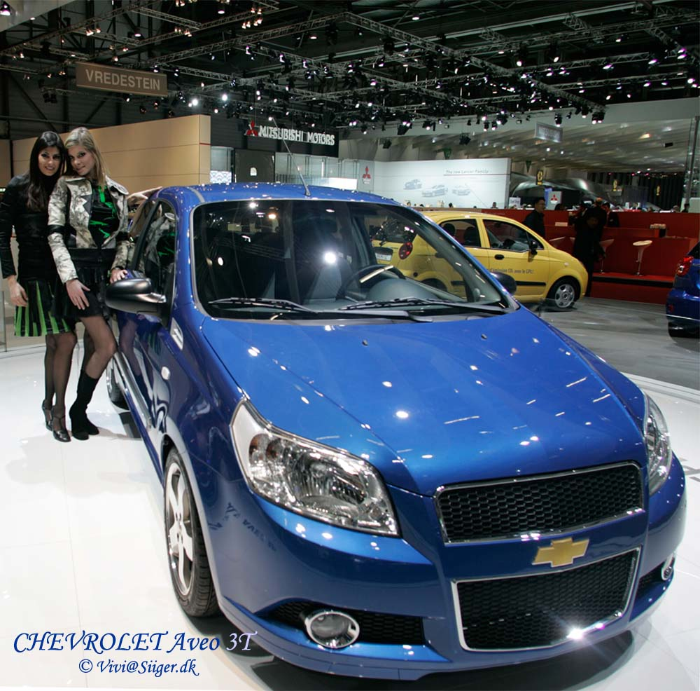 2008 geneve motorshow chevrolet. Black Bedroom Furniture Sets. Home Design Ideas