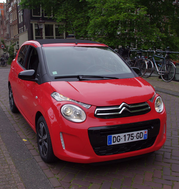 First World Test: Citroen C1